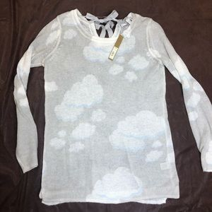 Lauren Conrad cloud sweater